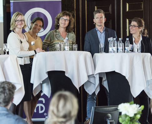 Ekspertpanel for Dansk Erhverv, på Børsen
