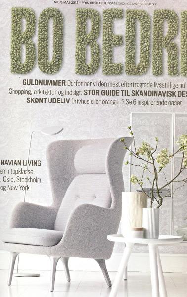Borås Tapet på forsiden af Bo Bedre