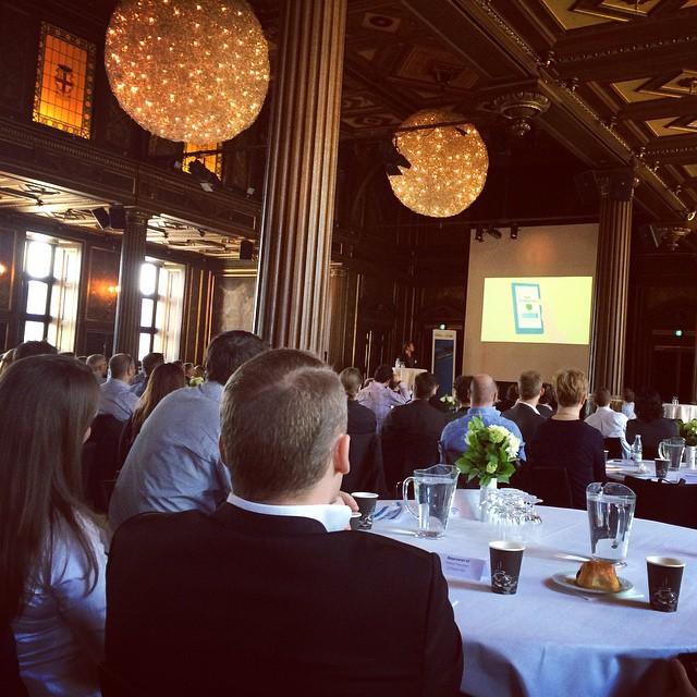 Ekspertpanel på Dansk Erhverv Konference