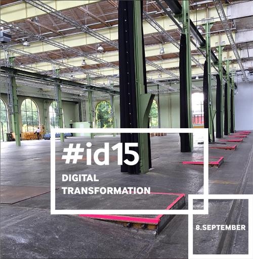 KMD Innovationday 2015 – kommunikation & koncept