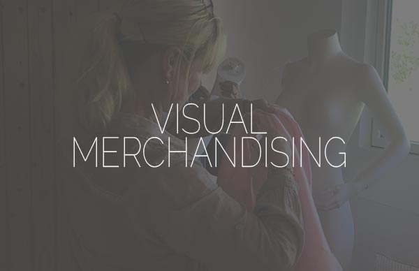 visual merchandiser kursus