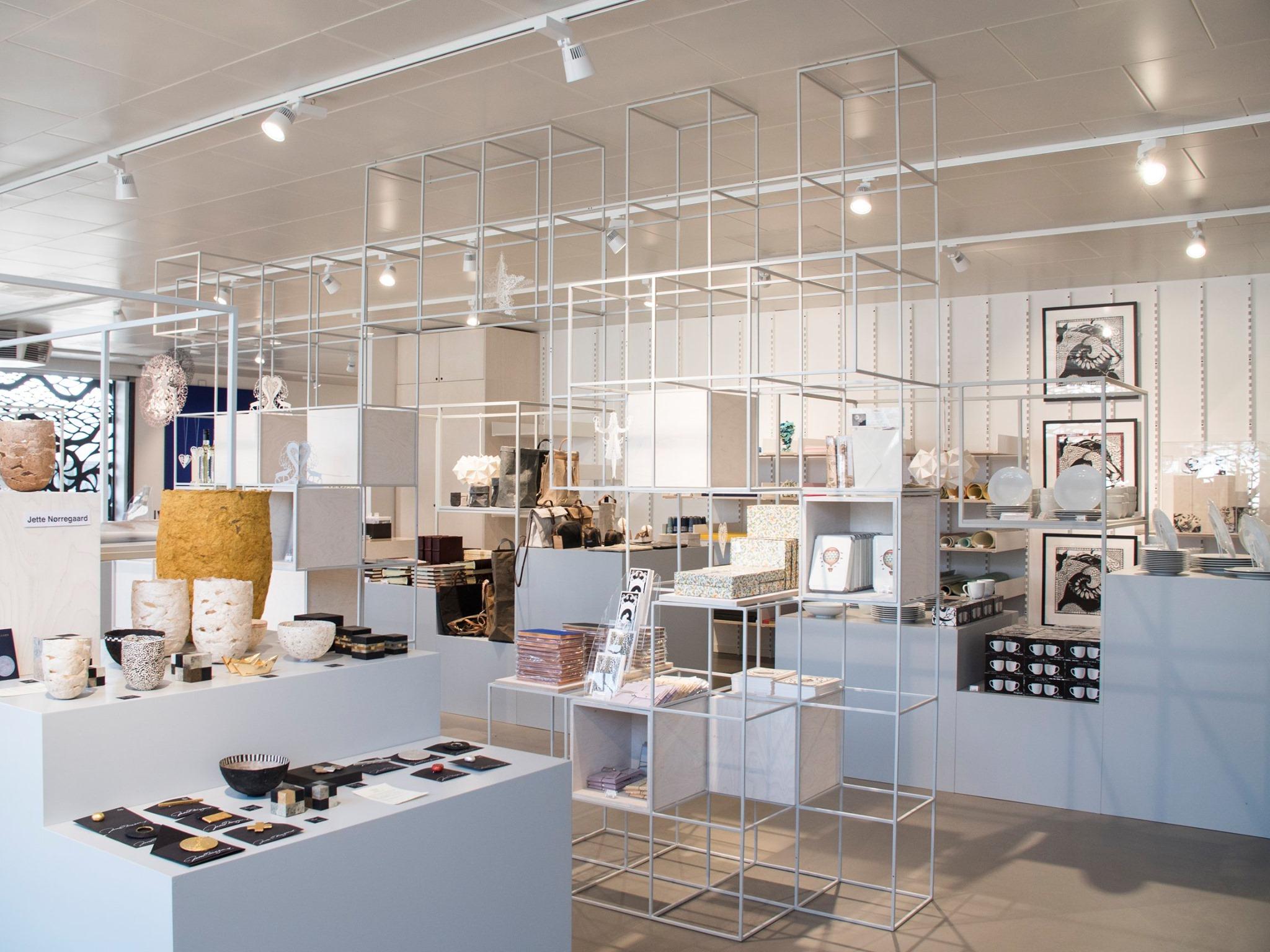 museum for papirkunst museumsbutik