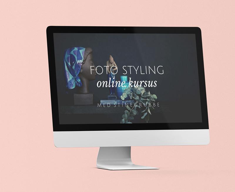 online kursus styling fotostyling